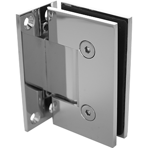 PB-HS-OP Glass to Offset Wall hinge