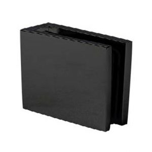 PN-MECH-WB-Square Wall Bracket-Matt Black