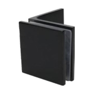 PN-MECH-WB-O Square Wall Bracket Offset - Matt Black